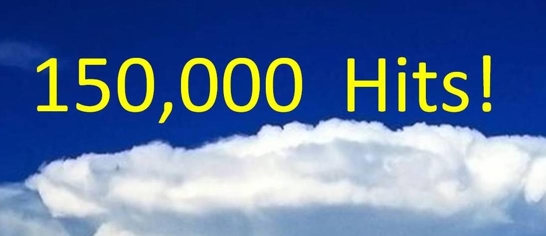 [Image: 150000-hits.jpg]