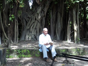 Reading Tagore under the Banyan Tree