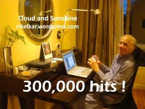 300,000 hits